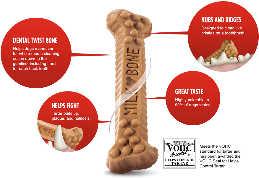 Milk-Bone® offers high quality snack products for dogs. Browse through a selection of dog biscuits, chews and treats for dogs of all shapes and sizes.